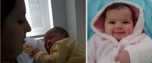 Janaina e Tereza Maternidade no Divã