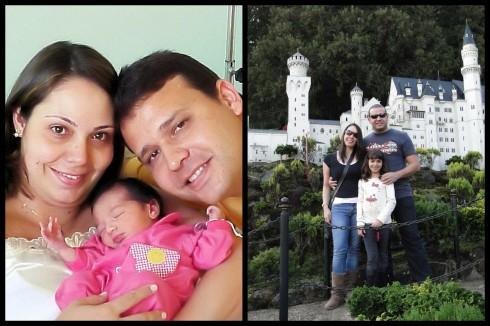 A família da Isadora Maternidade no Divã