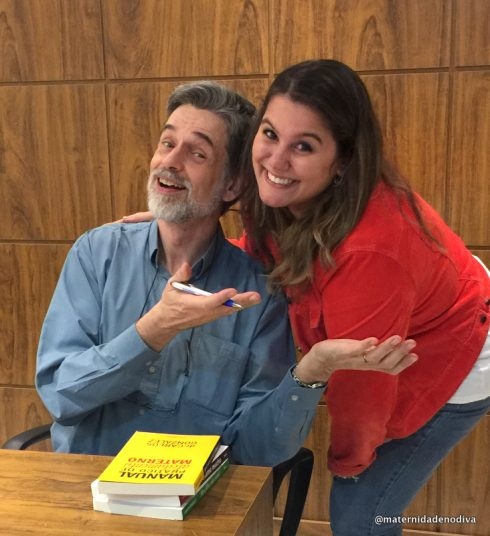 Com o Dr. Carlos González no Simesp